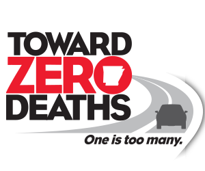 Toward Zero Deaths Logo